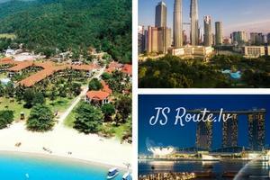 singapur malazia ostrov lankgavi