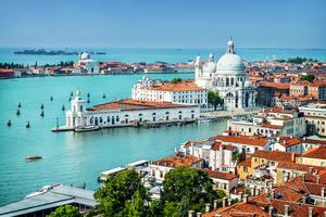 Senjora Itālija. No Venēcijas līdz Neapolei.