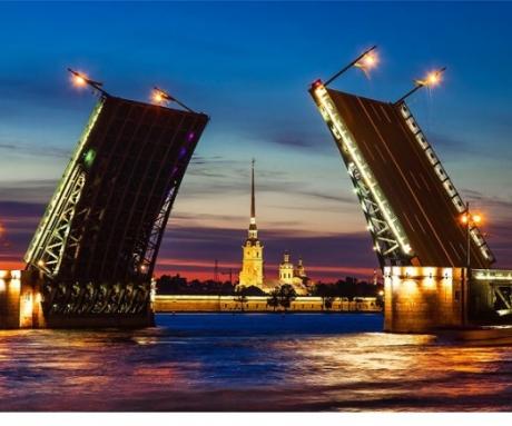 Sanktpēterburga - Bāltas naktis