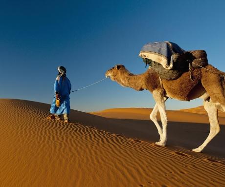 Марокко  - Древняя и современная принцесса Сахары