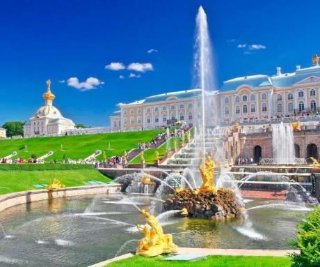 Таллин-Хельсинки-Санкт-Петербург -БЕЗ ВИЗЫ!