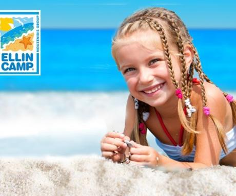 ELLIN CAMP 2018 Детский лагерь в Греции